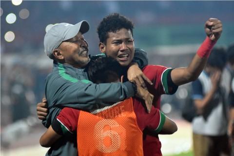 Ini Catatan Penting Timnas U-16 dari Laga Kontra India