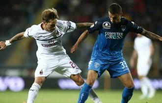 Imbang di Markas Empoli, Milan Gagal Kembali ke Jalur Kemenangan