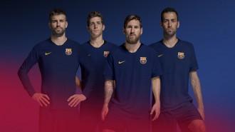 Barcelona Akan Luncurkan Logo Baru Klub