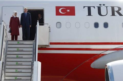 Erdogan Kunjungan Kenegaraan ke Jerman