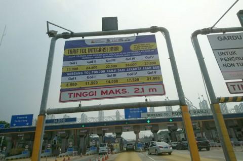 Siap-Siap, Besok Tol Lingkar Luar Jakarta Naik