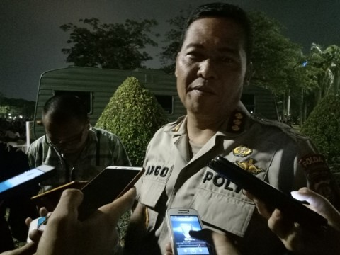 Polisi Siap Amankan Acara Doa Bersama di Monas