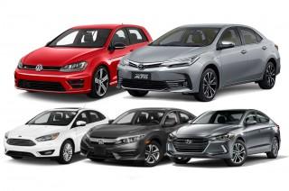 Daftar Mobil Terlaris Dunia di Semester-1 2018