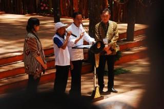 Jokowi: Hutan Harus Jadi Sumber Penghidupan Masyarakat