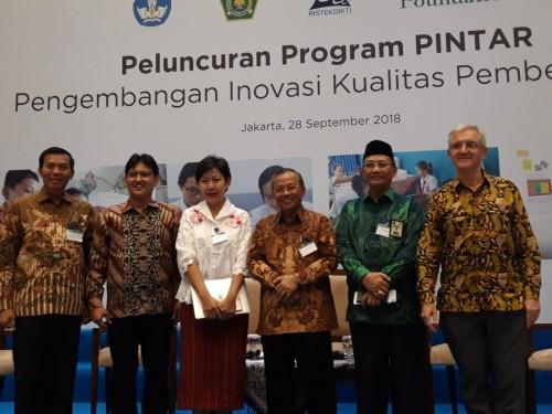 Peluncuran Program Pintar  (Pengembangan Inovasi Kualitas