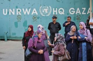 Bersatu Membantu Pengungsi Palestina