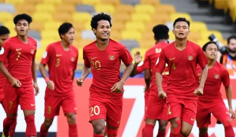 Profil Tim & Jadwal Perempat Final Piala Asia U-16 2018