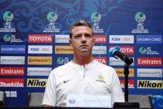 Pelatih Australia Waspadai Permainan Indonesia
