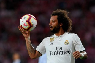Marcelo Dipastikan Absen Kontra Atletico Madrid
