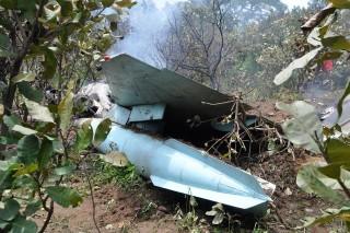 Jet Tempur Nigeria Jatuh, Satu Orang Tewas
