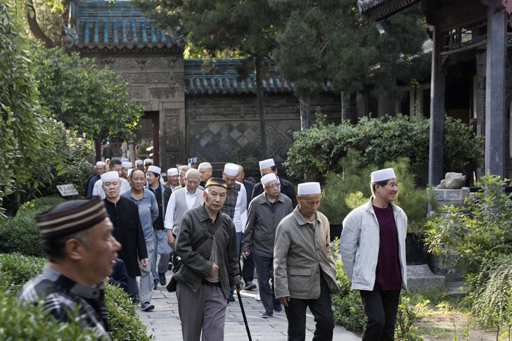Melihat Komunitas Islam di Xi'an Tiongkok