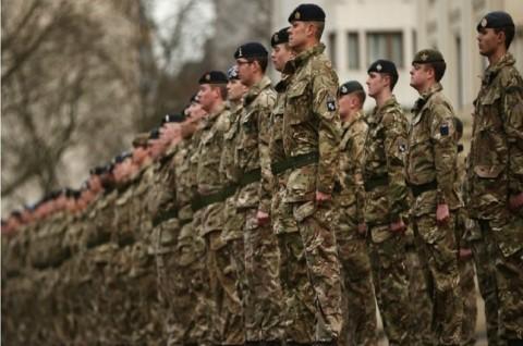 Antisipasi Rusia, Inggris akan Kirim 800 Tentara ke Arktika