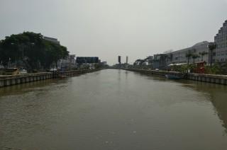 Jembatan di Kalimalang akan Ditata