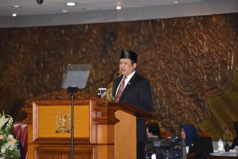 Ketua DPR Imbau Masyarakat Dukung Atlet Indonesia