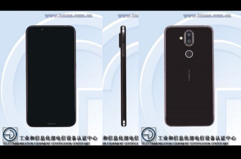 Ini Penampakan Nokia 7.1 dari TENAA