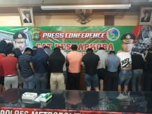 Polisi Bongkar Pesta Narkoba LGBT di Sunter