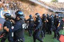 Rusuh, Laga Akbar di Ligue 1 Sempat Ditunda