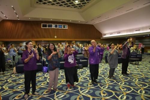 Alzheimer Indonesia bekerja sama dengan Universitas Atma Jaya