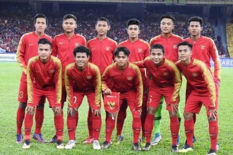 Susunan Pemain Indonsia U-16 Melawan Australia U-16