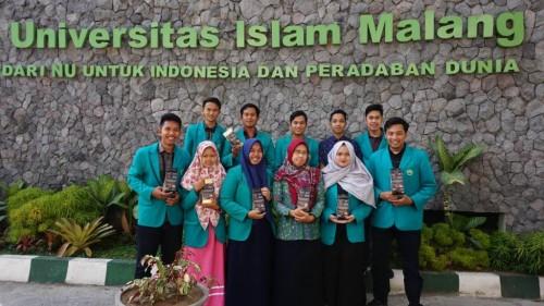 Mahasiswa Fakultas Peternakan Universitas Islam Malang (Unisma),