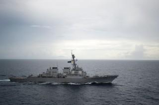 Kapal AS dan Tiongkok Nyaris Bertabrakan di LCS
