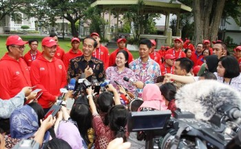 Kontingen Indonesia Siap Menjadi Duta Olahraga