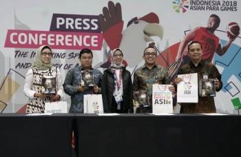 PGN Ikut Nyalakan Obor Asian Para Games 2018