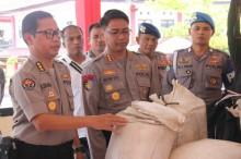 Polisi Tangkap Nakhoda Pembawa 100 Kg Bahan Peledak