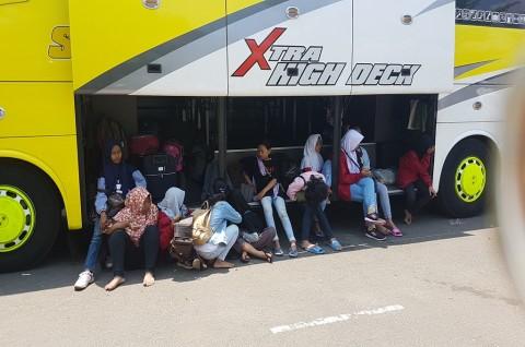 Sopir Bus Maut Agam Tungga Jaya Ditetapkan Tersangka