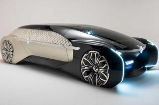 Renault EZ-Ultimo Concept Siap Debut di Paris Auto Show