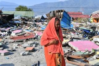 Australia Donorkan Rp54 Miliar untuk Gempa Sulteng