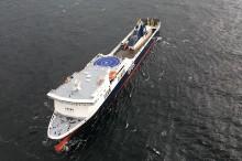 Feri Mogok di Laut Baltik, 294 Penumpang Telantar