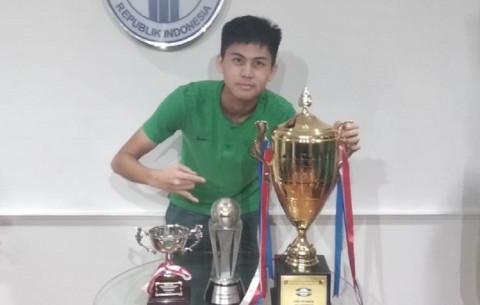 Penggawa Timnas Indonesia U-16, Rendy Juliansyah