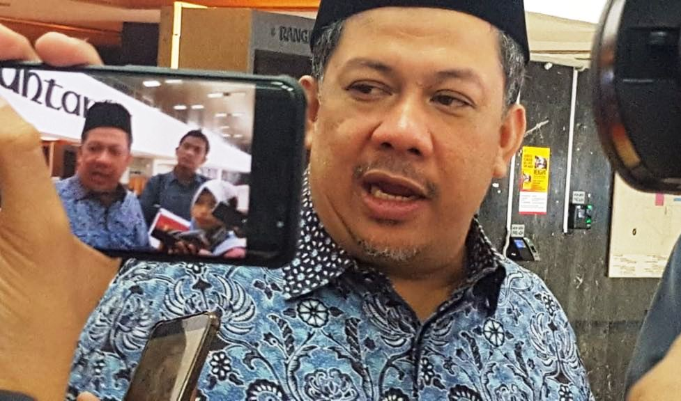 Ketua Timwas TKI Fahri Hamzah (Foto:Dok.DPR RI)