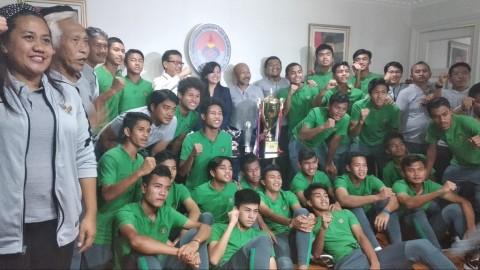 Timnas U-16 Dibubarkan Usai Piala Asia