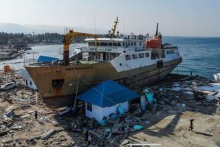 Bantu Indonesia, Jepang Kirim Tim Penanggulangan Bencana