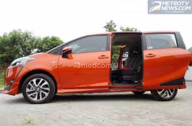 Perlunya perawatan berkala pintu geser mobil. Medcom.id/M. Bagus