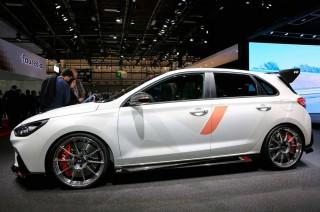 Hyundai N Option Concept Kental Nuansa Balap