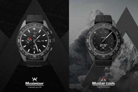 LG Watch W7 Resmi Diperkenalkan