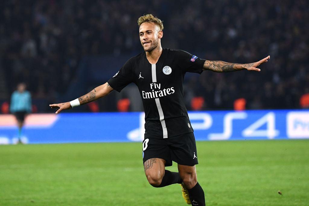 Neymar (Foto: Anne-Christine POUJOULAT / AFP)
