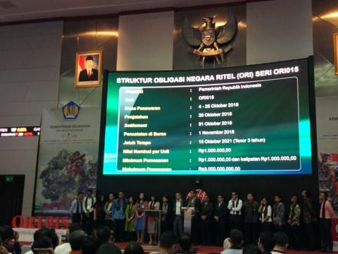 Gaet Milenial Melalui ORI015 Berkupon 8,25%
