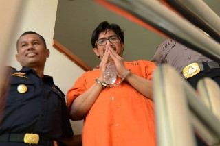 BC Bali Ringkus WN Malaysia Pembawa 1.887 Ekstasi