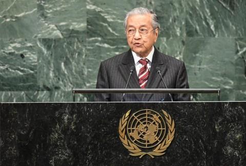 Mahathir: Penangkapan Istri Najib Sesuai Hukum