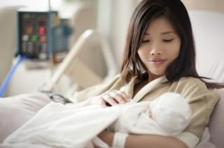 Bayi yang Disusui Tak Mudah Stres
