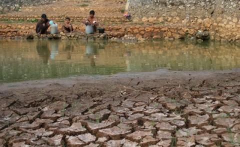 Anggaran Bantuan Air Pemkab Gunungkidul Menipis