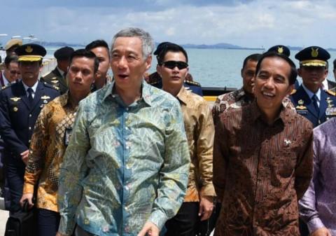 8 MoU Ditandatangani Dalam Pertemuan Tahunan Indonesia-Singapura
