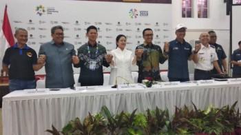 Indonesia Siap 100% Gelar Asian Para Games 2018