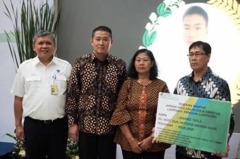 BPJS Ketenagakerjaan Santuni Ahli Waris Pegawai Air Nav