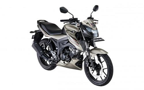 Suzuki GSX150 Bandit sudah mulai di jual. Suzuki