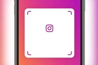 Instagram Gulirkan Nametags, Apa Itu?